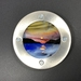 Hand Painted Fused Glass Portholes