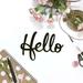 Hello - Small