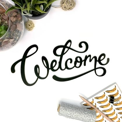 Welcome! - Small