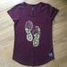 Ladies Mulberry Tramping Tee