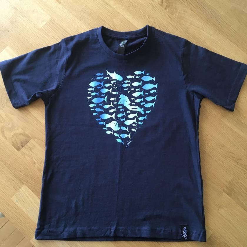 Kids Love Fish T-shirt