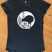 Ladies Moonlight Kiwi T-shirt