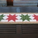 Quilted Table Runner  - Christmas
