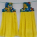 Hanging towels - set of two for children