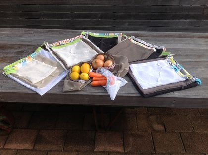Fruit and Vege bags