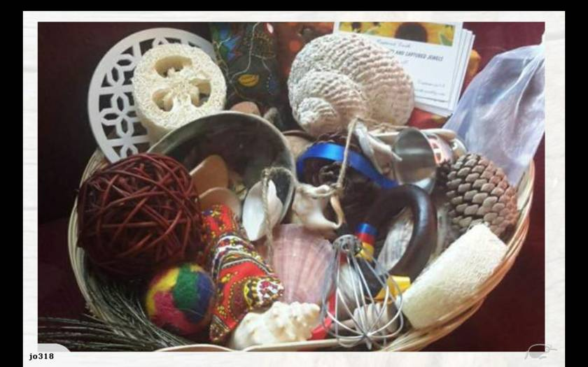 Large Heuristic Play Basket