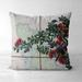 Tui Map Cushion Cover