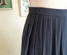 SAMPLE SALE - Pleated Skirt