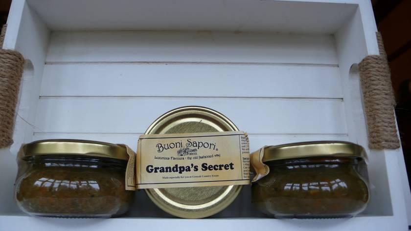 Grandpa's Secret