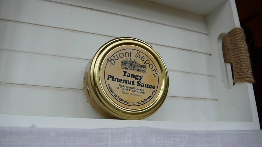 Pinenut Tangy Sauce