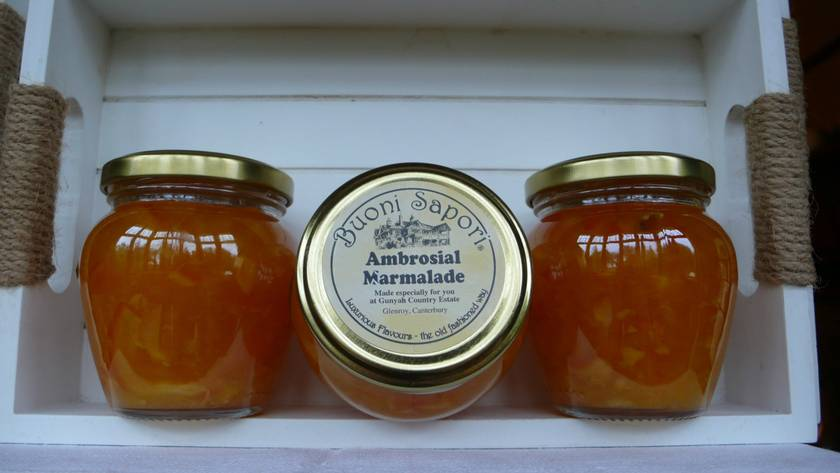Ambrosial Marmalade