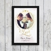 Personalised Anniversary, Wedding, Couple keepsake 8x10 or A4