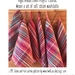Rigid Heddle Loom Project PDF Digital Download Pattern to Weave a set of Cotton Washcloths