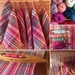 Yarn Pack & Instructions for Rigid Heddle Loom project to weave 6 Cotton Washcloths