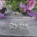 925S Bee earrings