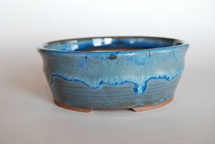 Bonsai Pot -Round 13.5 x 5.0 (cm)
