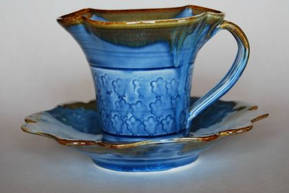 Cup and Saucer #1