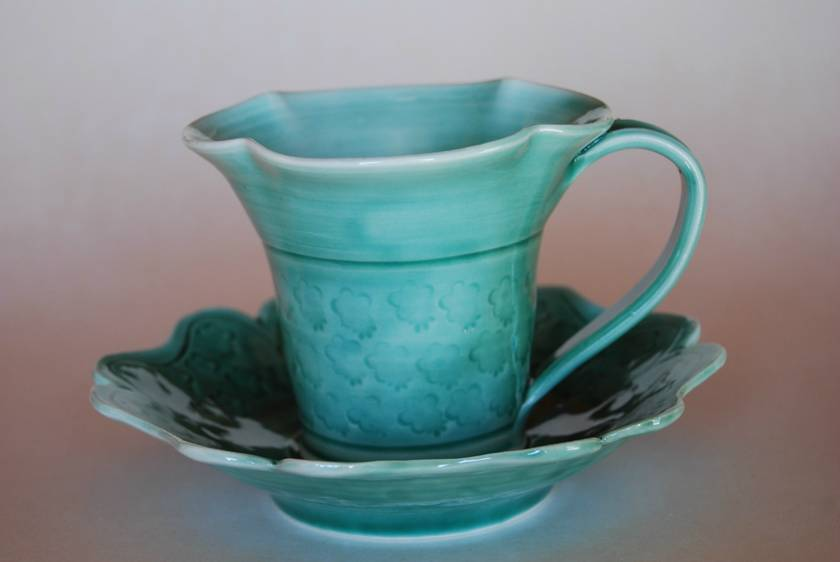 Cup and Saucer #3