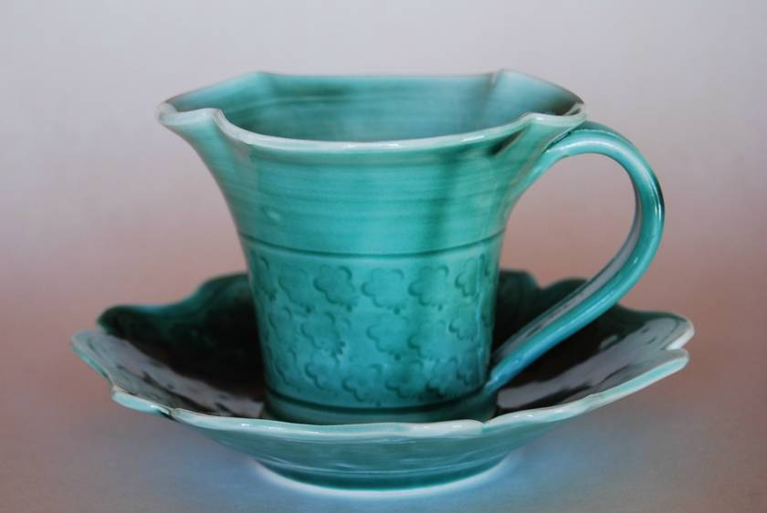 Cup and Saucer #5