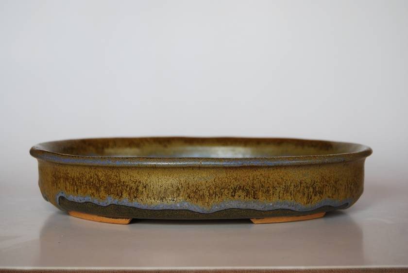 Bonsai Pot - Oval