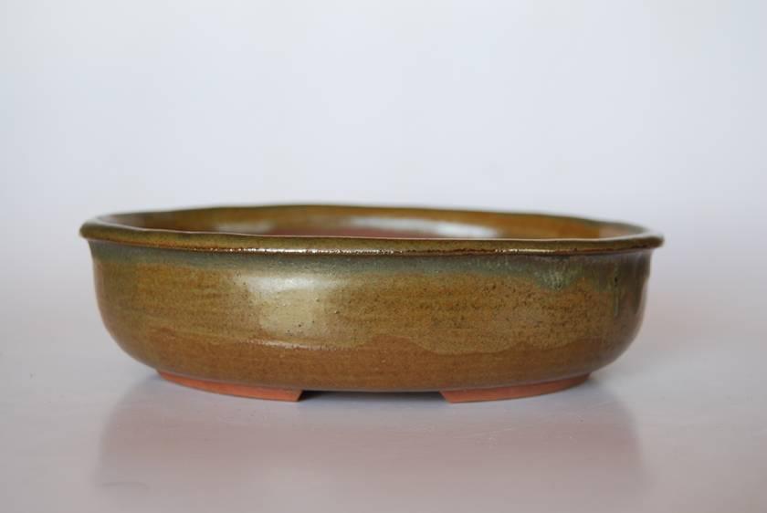 Bonsai Pot - Oval