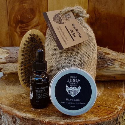Bearded Man Gift Set