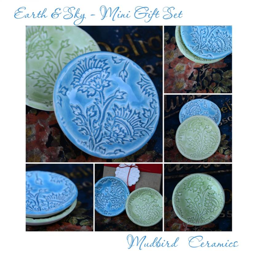 Earth & Sky - Mini dish gift set