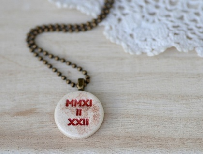 Emerge Remember Necklace