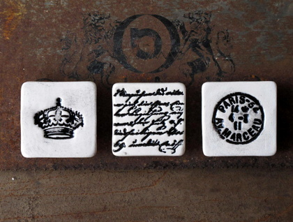 SALE: Trio of Ceramic Magnets