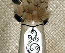 Ceramic Gift Tag - Swirl Hook