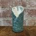 Distressed Jade wrap vase