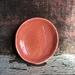 Ceramic coral Fern dish