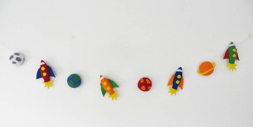Space Garland