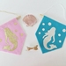 Mermaid Wall Flag/Banner