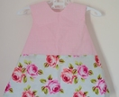 Cottage Floral Reversible Dress
