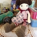 Anouk - crochet doll