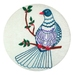 Embroidery pattern - Kereru