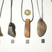 Pendants (Walnut, Beech and Red Beech)