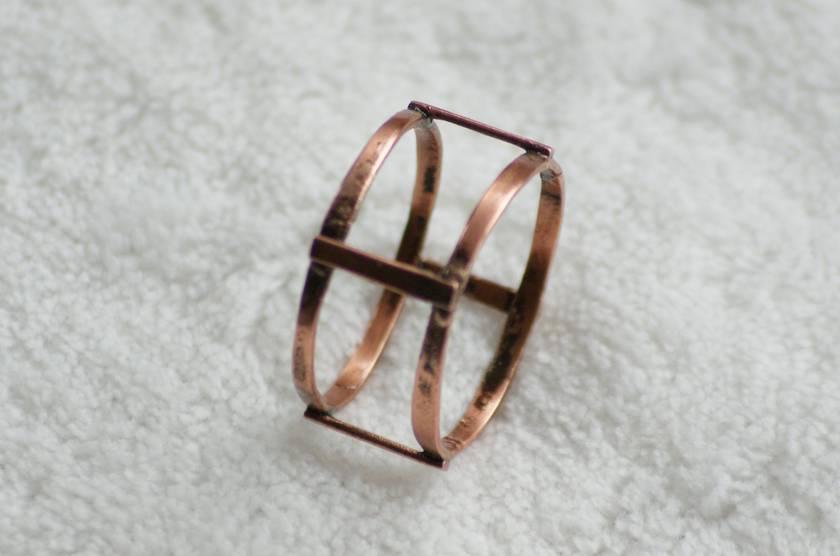 Rustic Ring.