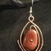 Jasper Copper Wire Earrings