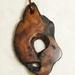 Red Beech Driftwood Pendant