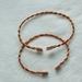 Copper Wire Bracelets