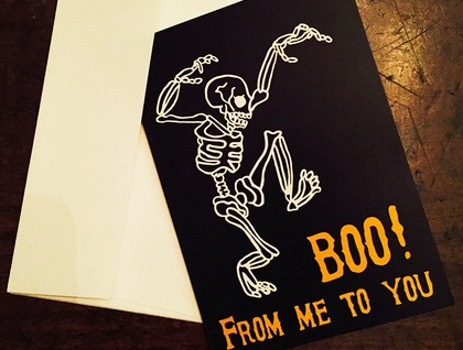 Gift Card - Boo! From Me to You