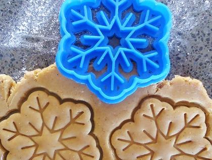 3D Printed Snowflake Cookie Cutter