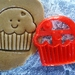 3D Printed Cupcake Cookie Cutter