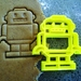 3D Printed Robot Cookie Cutter