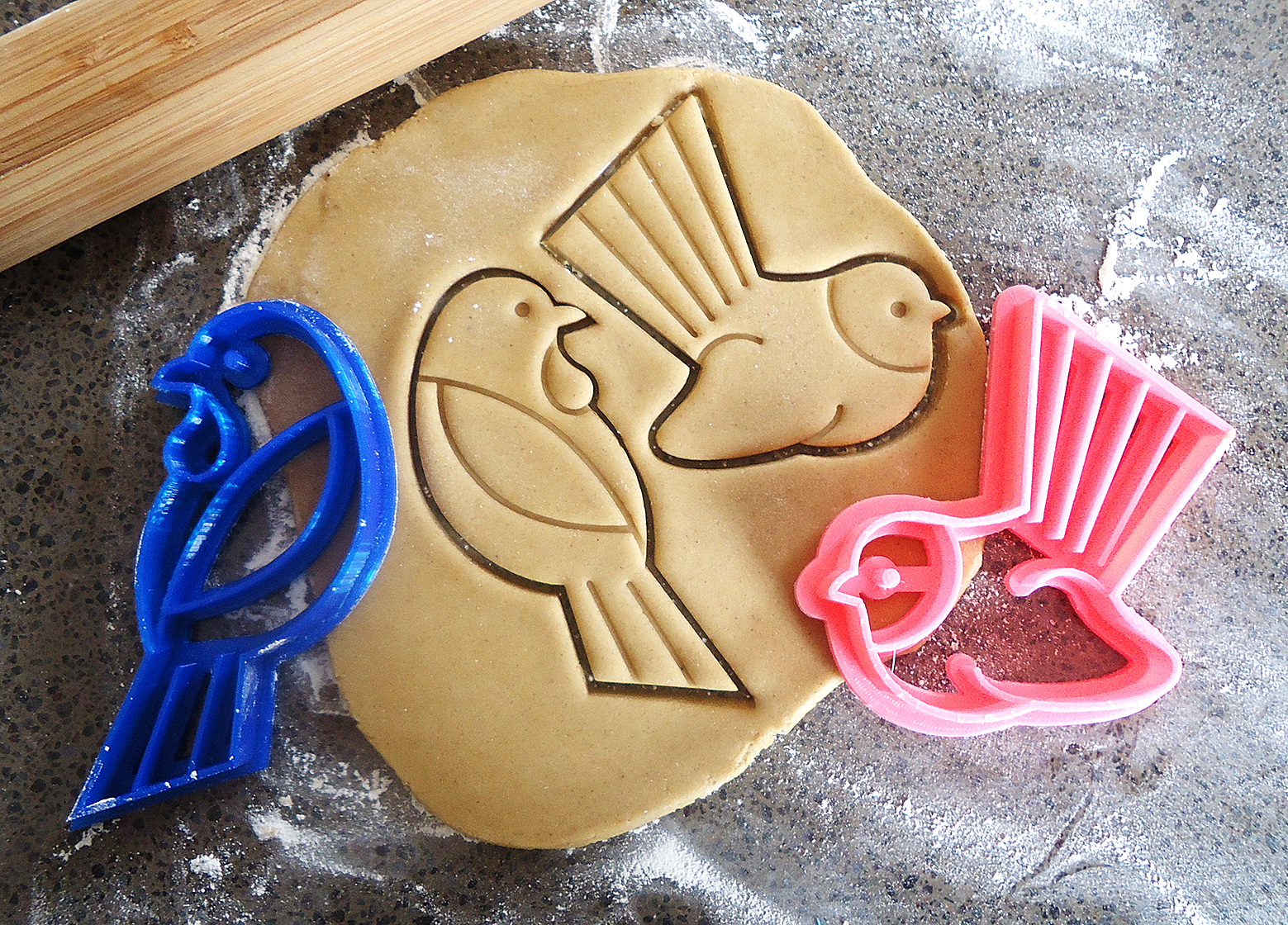 Cookie Cutter Bundle Choose Any 2 Cutters Felt