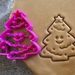 3D Printed Christmas Tree Cookie Cutter
