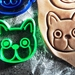 3D Printed French Bulldog Cookie Cutter