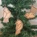 Christmas Ornament Set - Kererū, Pīwakawaka and Tui